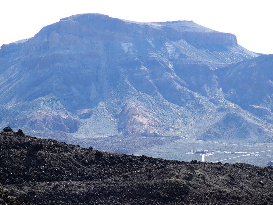 El Guajara - Parador Nacional - Tenerife - Regatones Negros - ULTRA Bluetrail