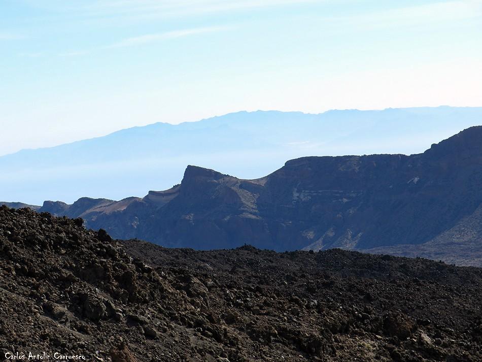 Gran Canaria - El Filo - Tenerife - Regatones Negros - P.N. del Teide