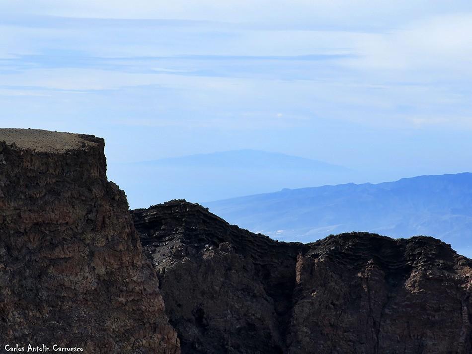 Pico Viejo - Parque Nacional del Teide - Tenerife - islas - La Gomera - El Hierro