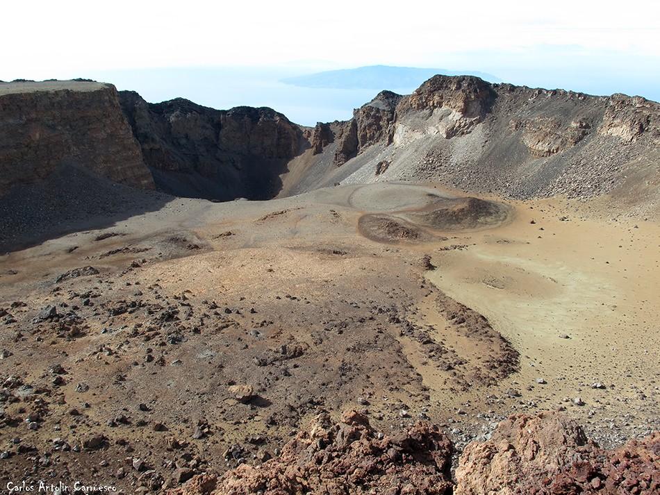 Pico Viejo - Tenerife - La Gomera