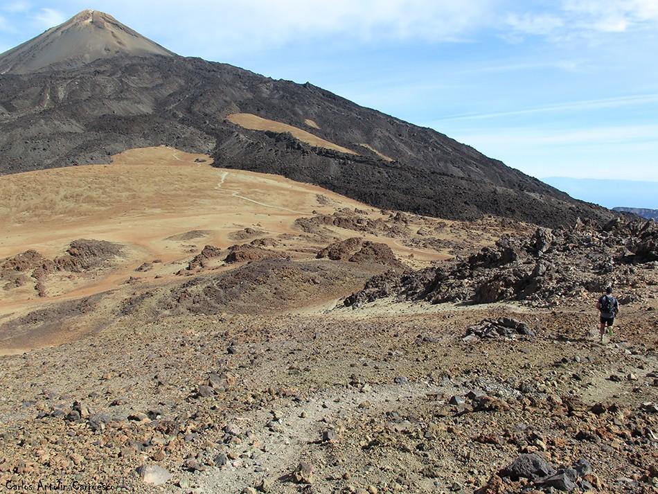 Pico Viejo - Parque Nacional del Teide - Tenerife - teide
