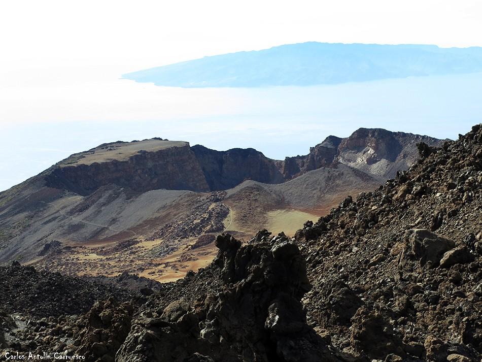 Pico Viejo - isla de La Gomera - Tenerife