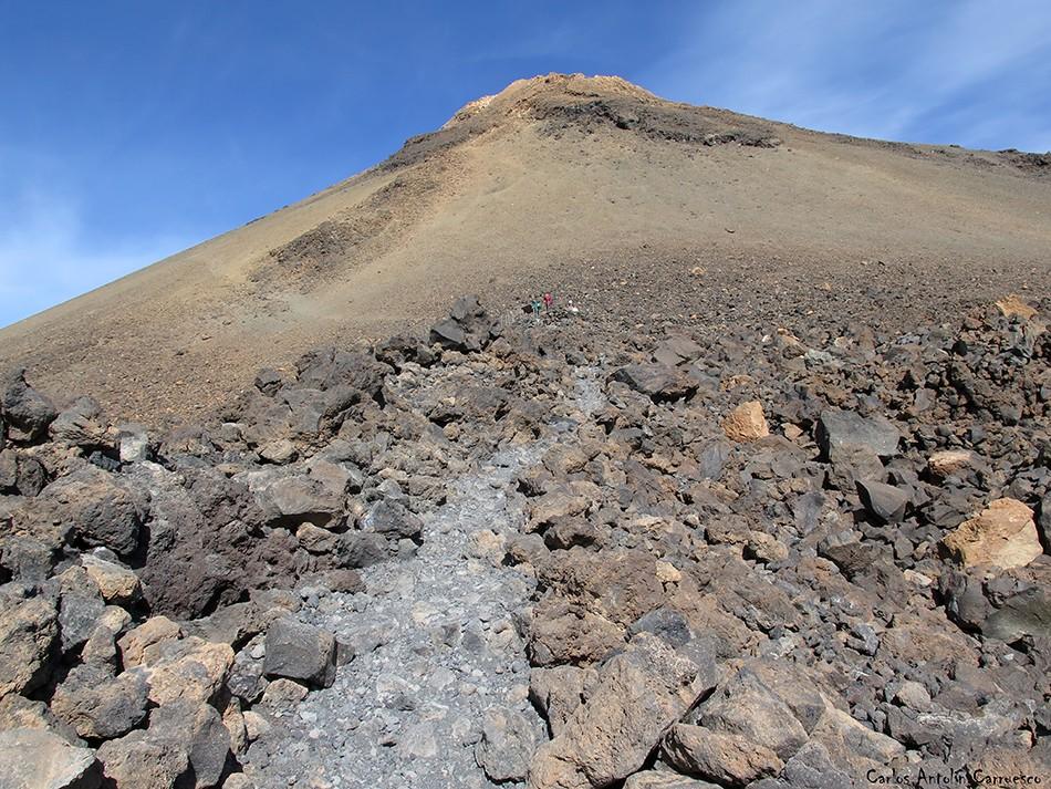 Pico del Teide - Parque Nacional del Teide - Tenerife