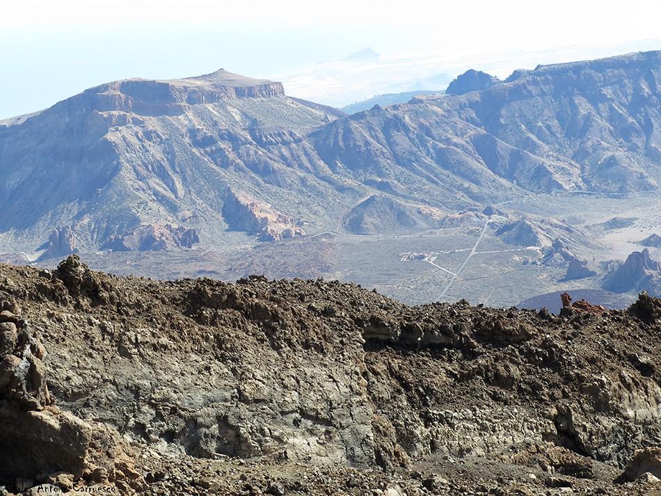El Guajara - Cumbres de Ucanca - Tenerife
