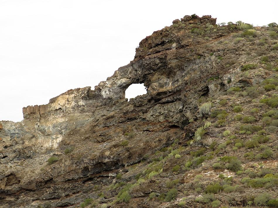 El Bujero - Los Gigantes - Tenerife