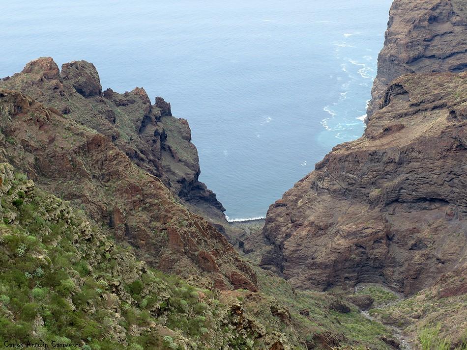 Barranco Seco - Teno - Los Gigantes - Tenerife