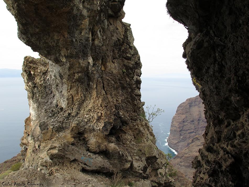 El Bujero - Teno - Los Gigantes - Tenerife
