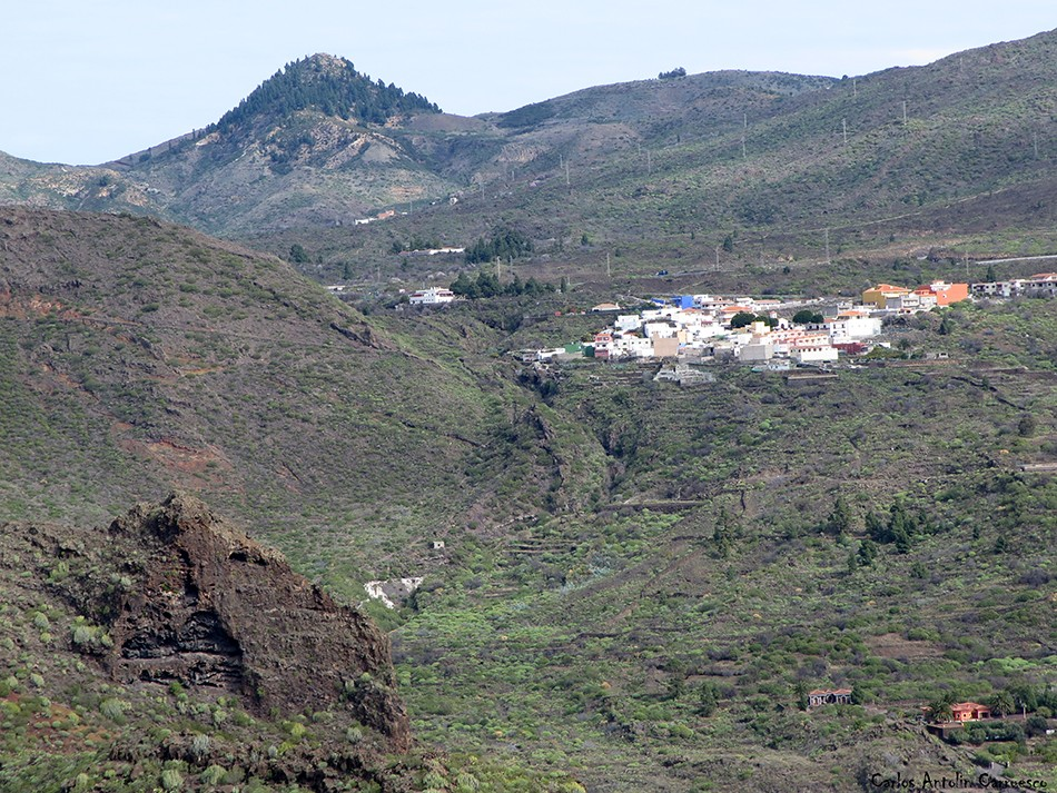 El Molledo - Teno - Tenerife