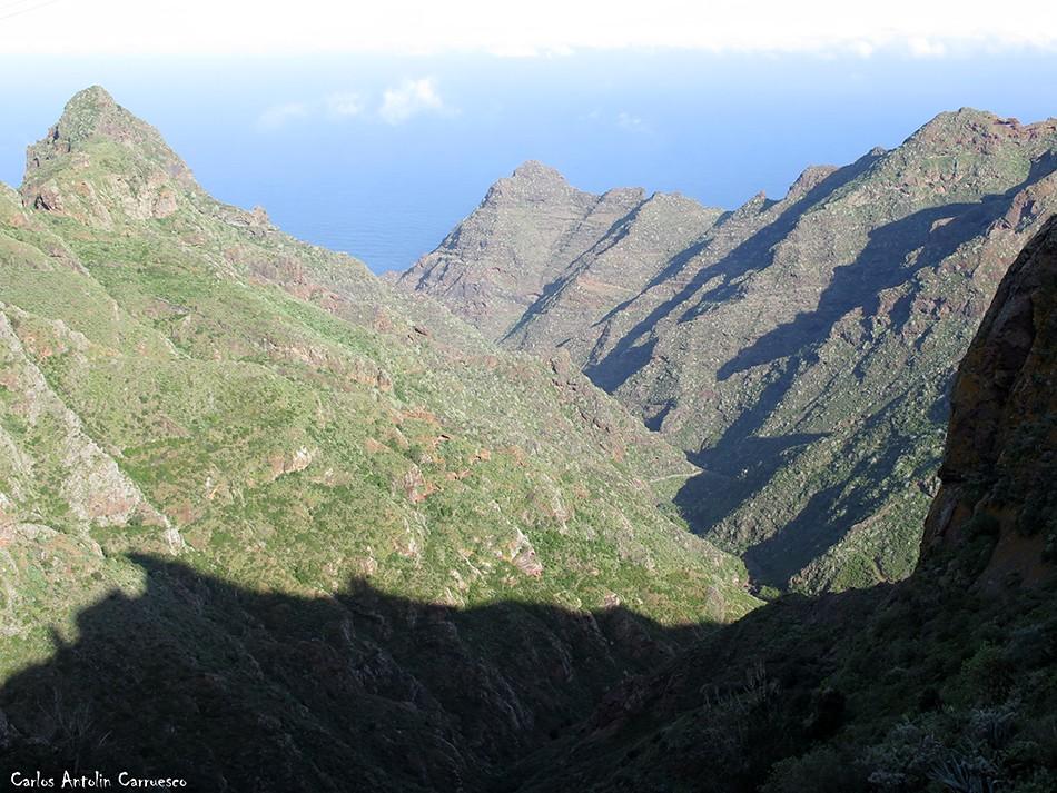 Barranco del Río - Anaga - Tenerife