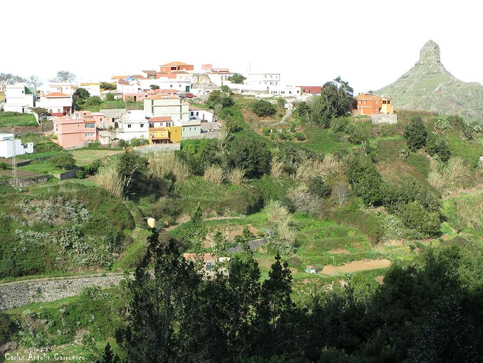 Las Carboneras - Roque de Taborno - Anaga - Tenerife