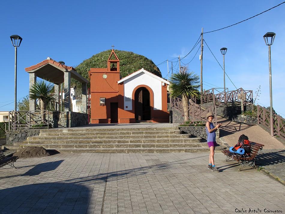Taborno - Anaga - Tenerife - iglesia de taborno