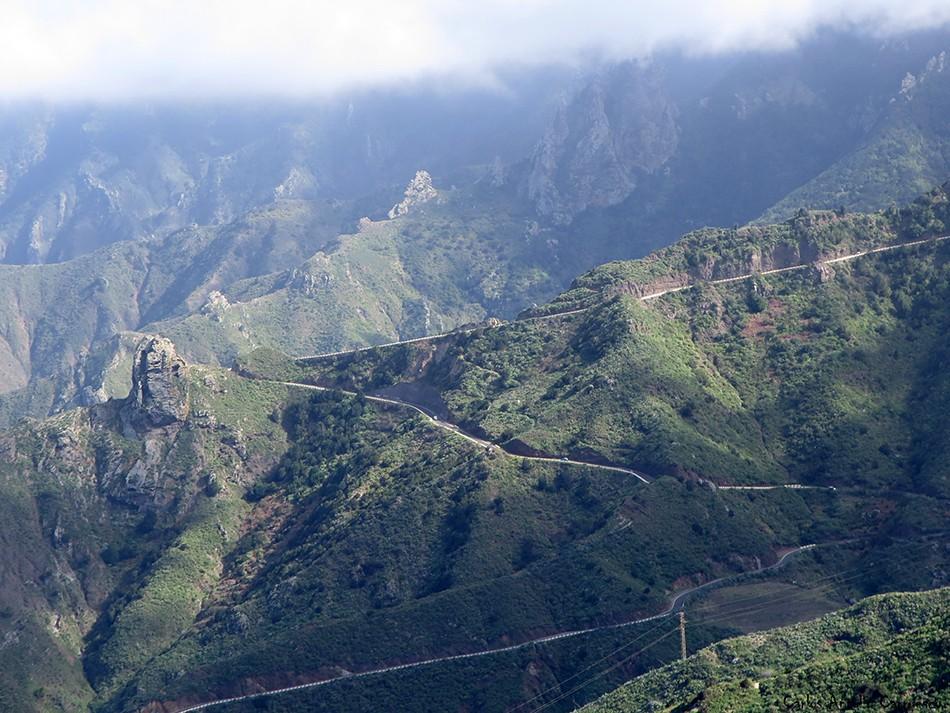 La Cumbrecilla - Anaga - Tenerife - taganana