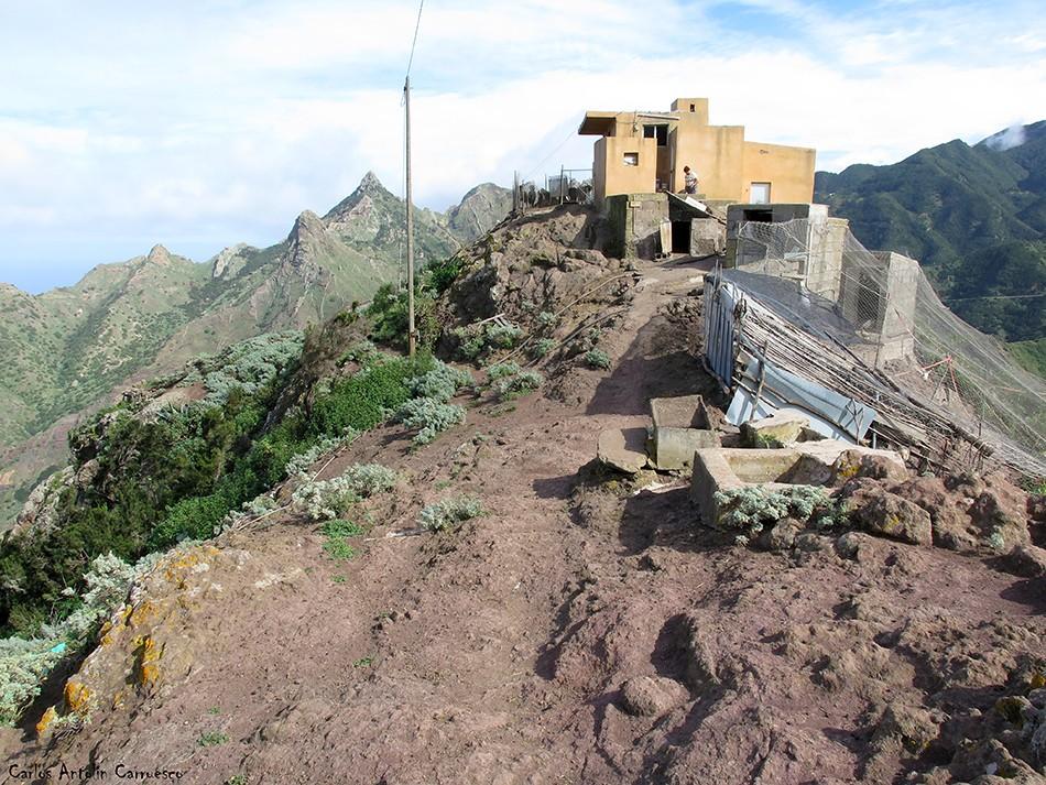 Afur - Anaga - Tenerife - Lomo Centeno