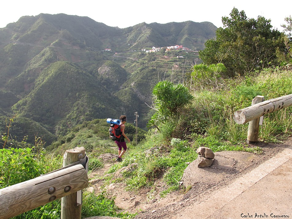 Las Carboneras - Anaga - Tenerife - taborno