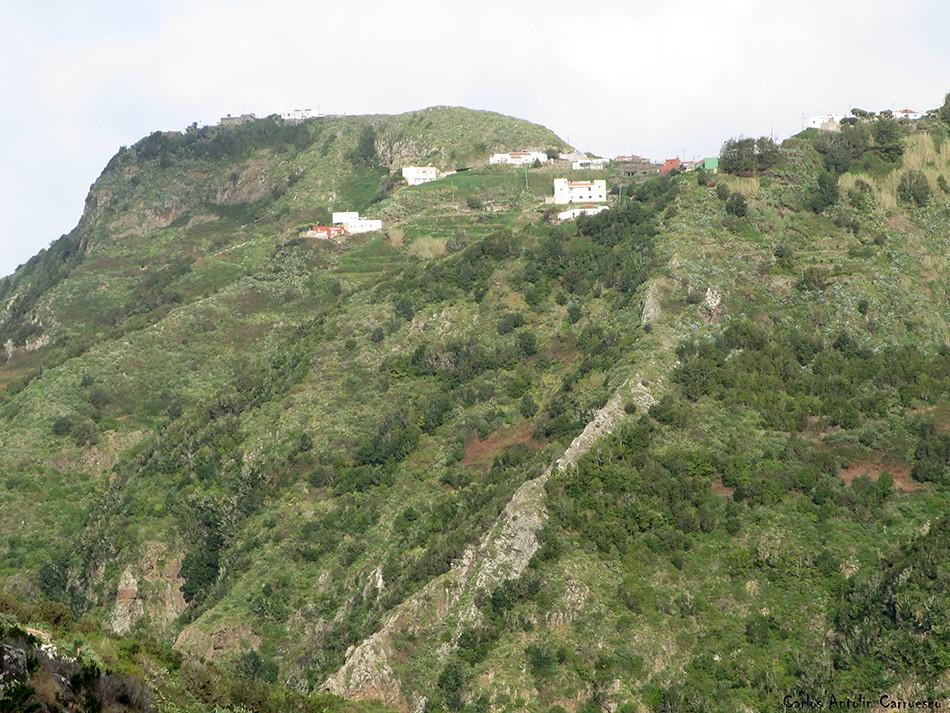 Barranco de Taborno - Anaga - Tenerife - Taborno