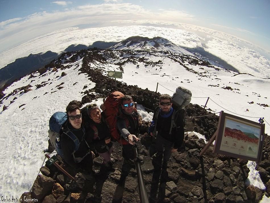 Mirador de Pico Viejo - Teide - Tenerife