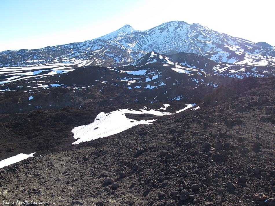 Samara - Parque Nacional del Teide - Tenerife - pico viejo - teide
