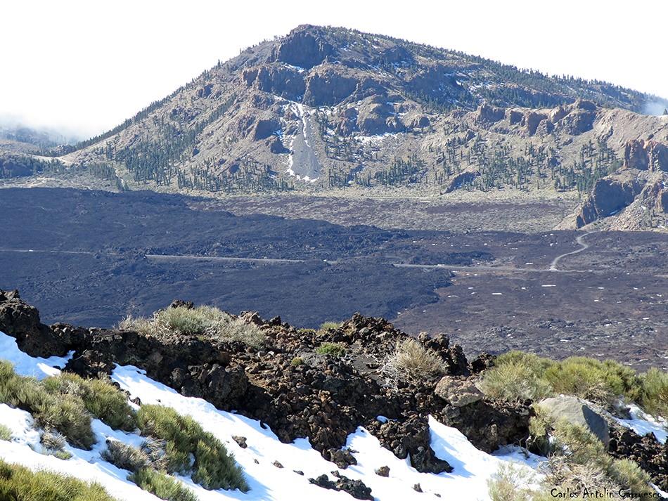 Parque Nacional del Teide - Tenerife - lavas negras