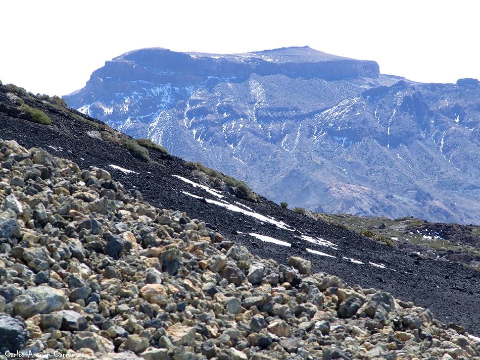 Montaña de Guajara - Parque Nacional del Teide - Tenerife