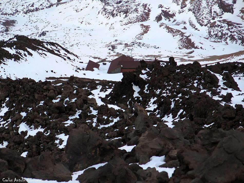 Refugio de Altavista - Teide - Tenerife