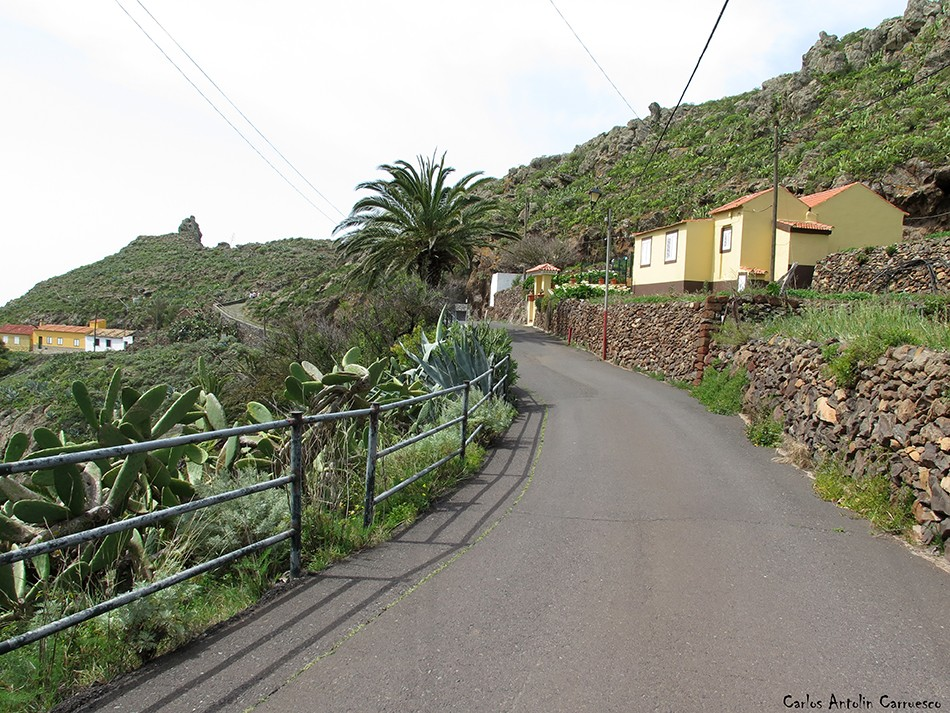 Camino El Santo - Arure - La Gomera