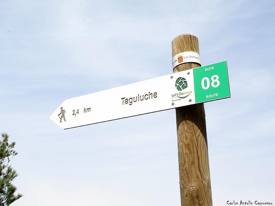 Taguluche - La Gomera
