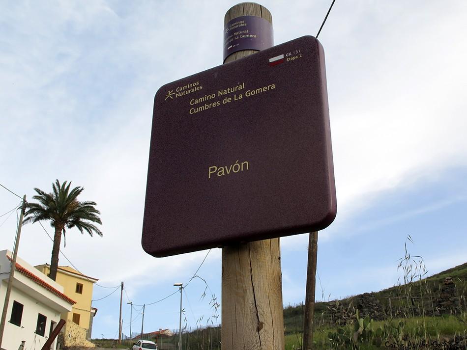 Chipude - Pavón - La Gomera
