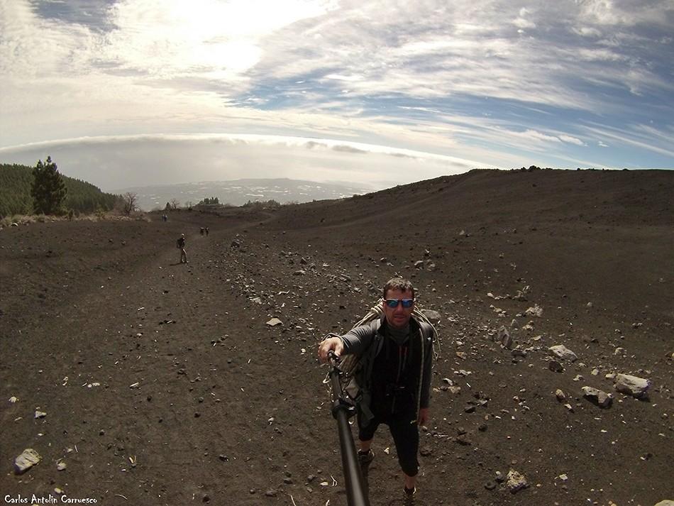 Montaña de Las Arenas - Caldera de Pedro Gil - Tenerife