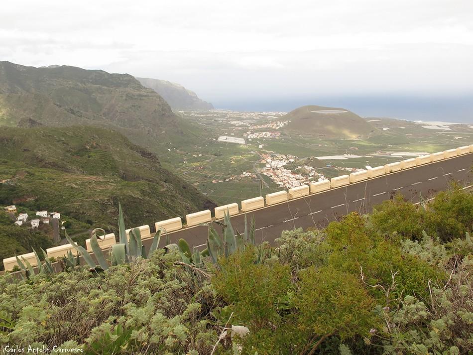 Barranco de Correa - Teno - Tenerife