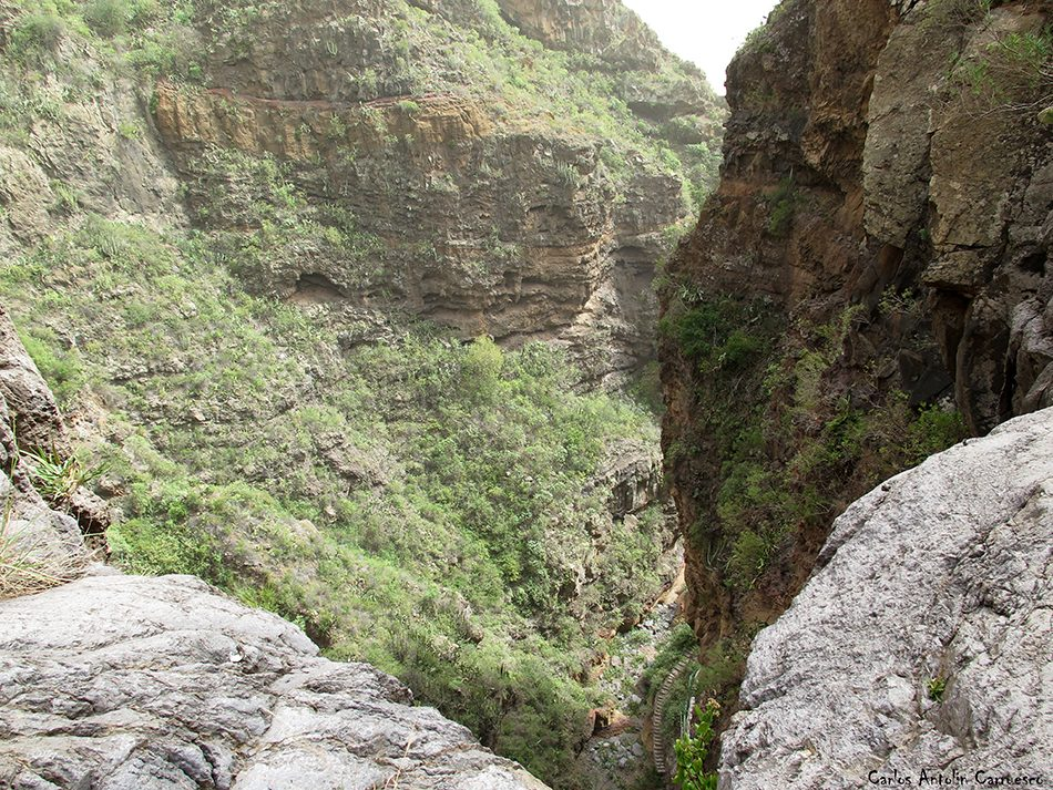 Chijas - Tenerife - Salto del Topo