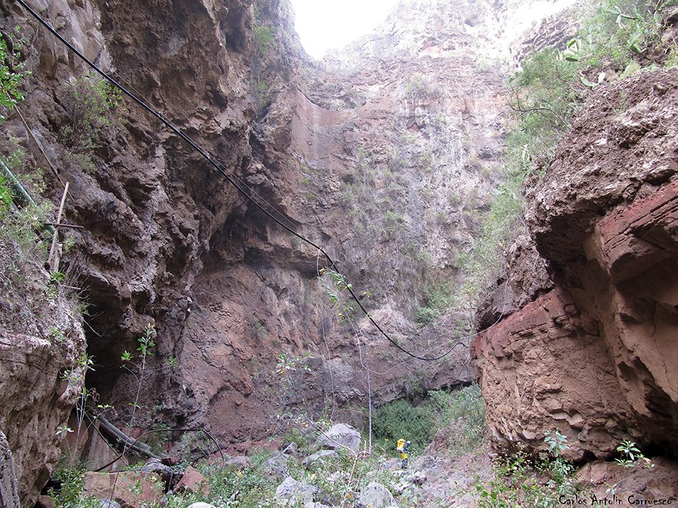Salto del Topo - Chijas - Tenerife