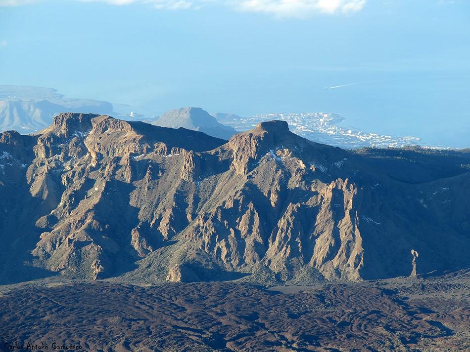 Cumbres de Ucanca - Roques del Sur (Conde) - Los Cristianos y Las Américas