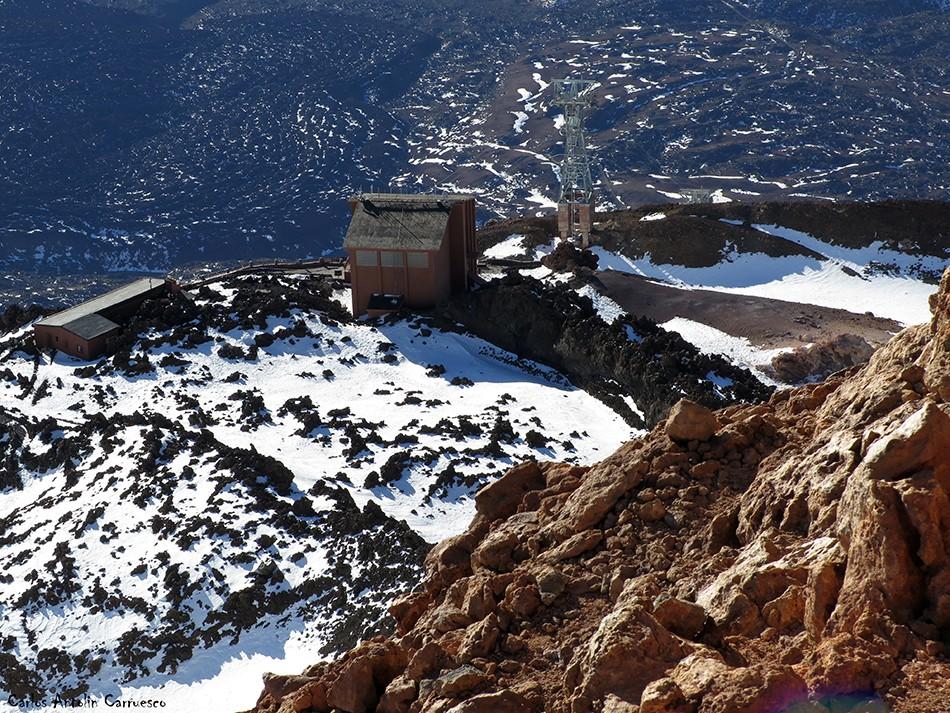 La Rambleta - Teleférico del Teide - Tenerife