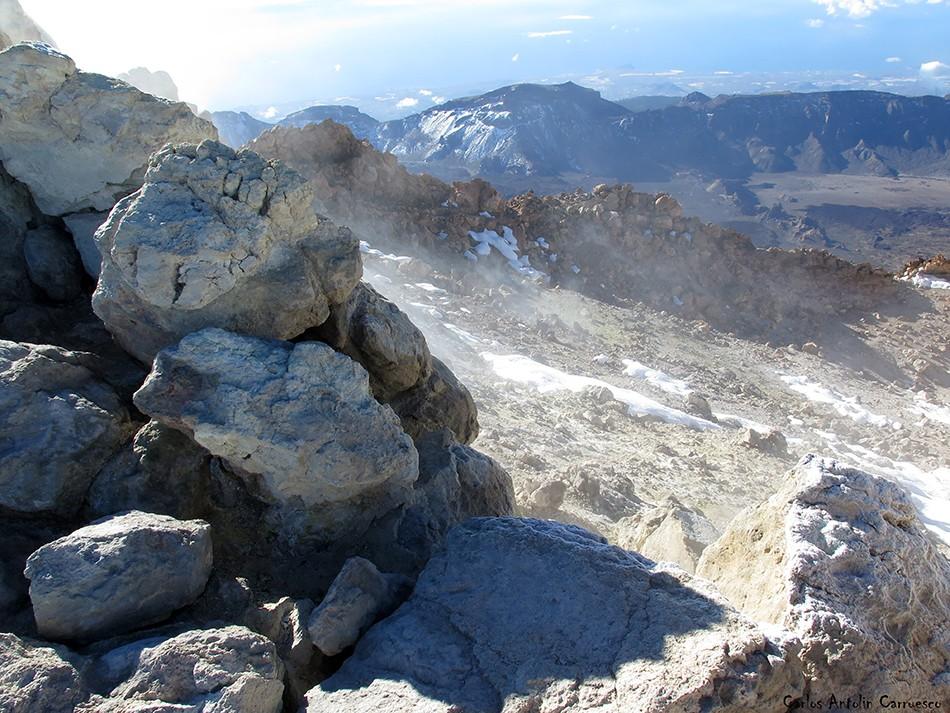Telesforo Bravo - Cráter del Teide - Tenerife