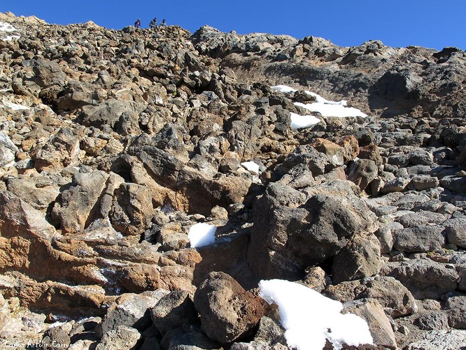 Cráter del Teide - Telesforo Bravo - Tenerife