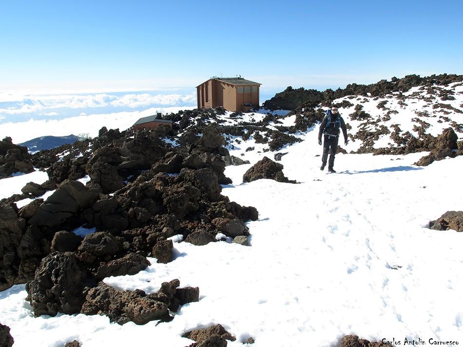 Parque Nacional del Teide - Tenerife - la rambleta