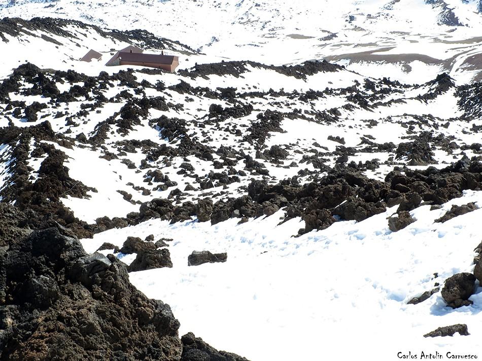 Parque Nacional del Teide - Tenerife - altavista
