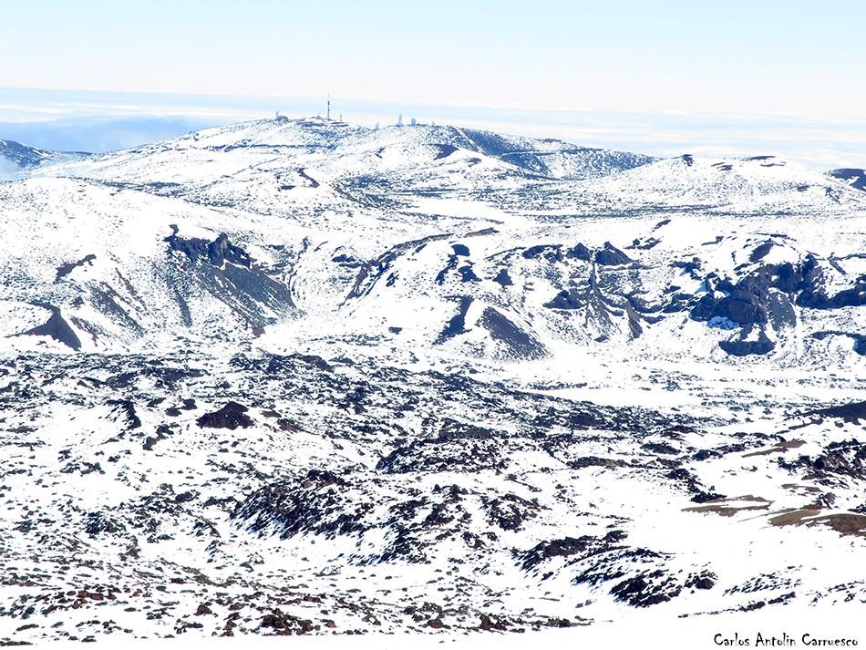 Montaña Blanca - Teide - Tenerife - izaña