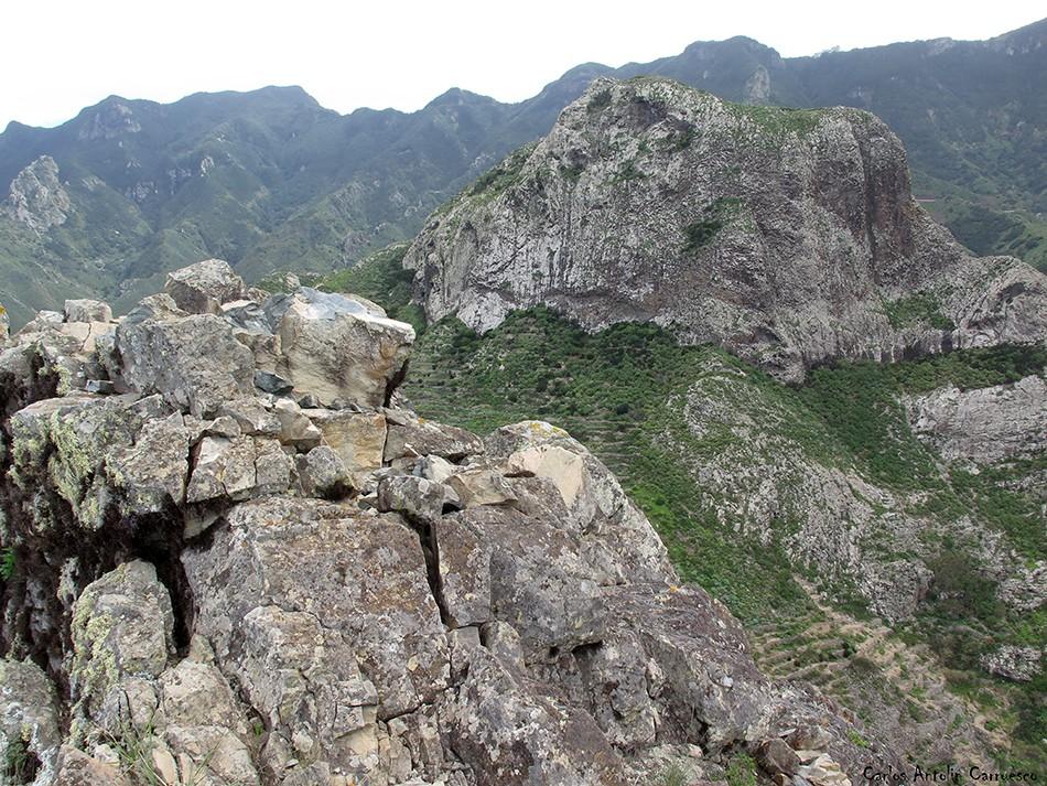 Las Ánimas - Anaga - Tenerife - roque de enmedio