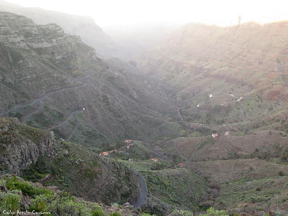 GR131 - Parque Nacional de Garajonay - La Gomera - erque