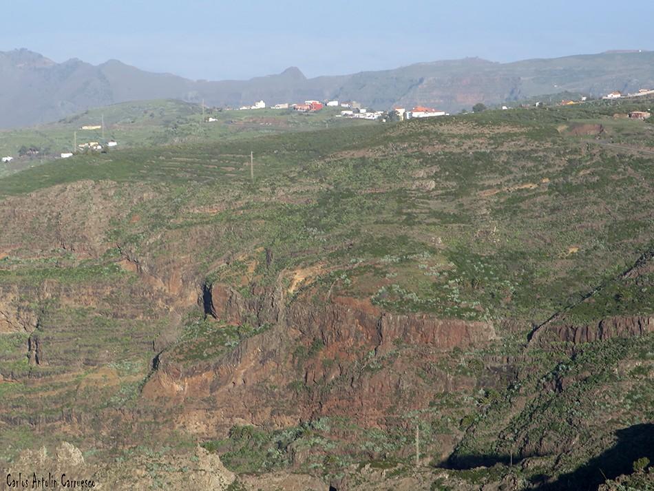 La Gomera - Mirador de Igualero