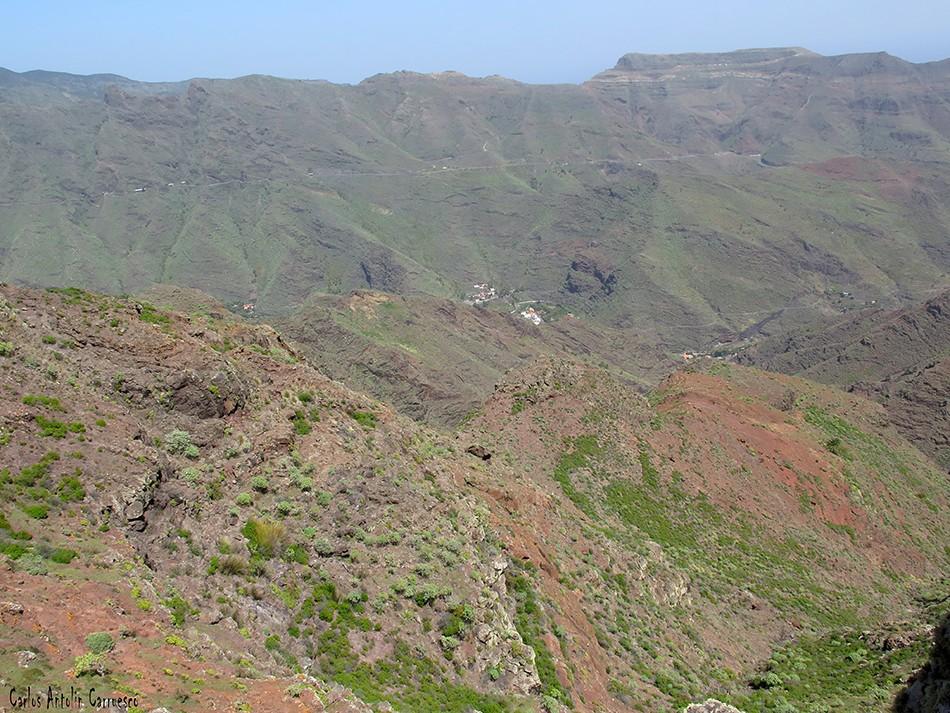 Mirador La Tortuga - GR131 - La Gomera