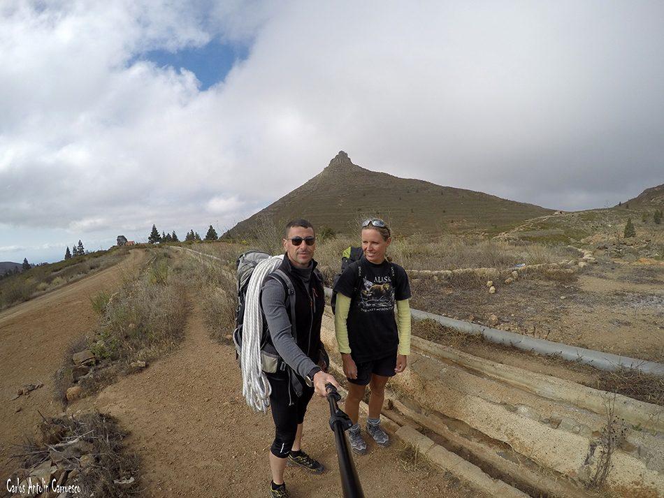 Roque de Imoque - Ifonche - Tenerife
