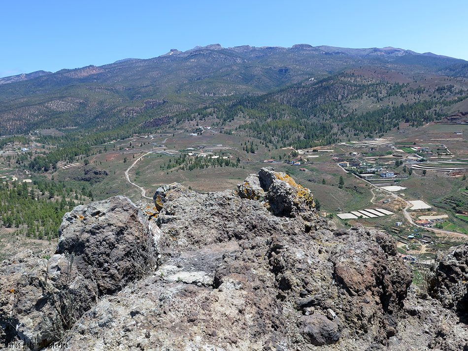 Ifonche - Cumbres de Ucanca - Tenerife - imoque