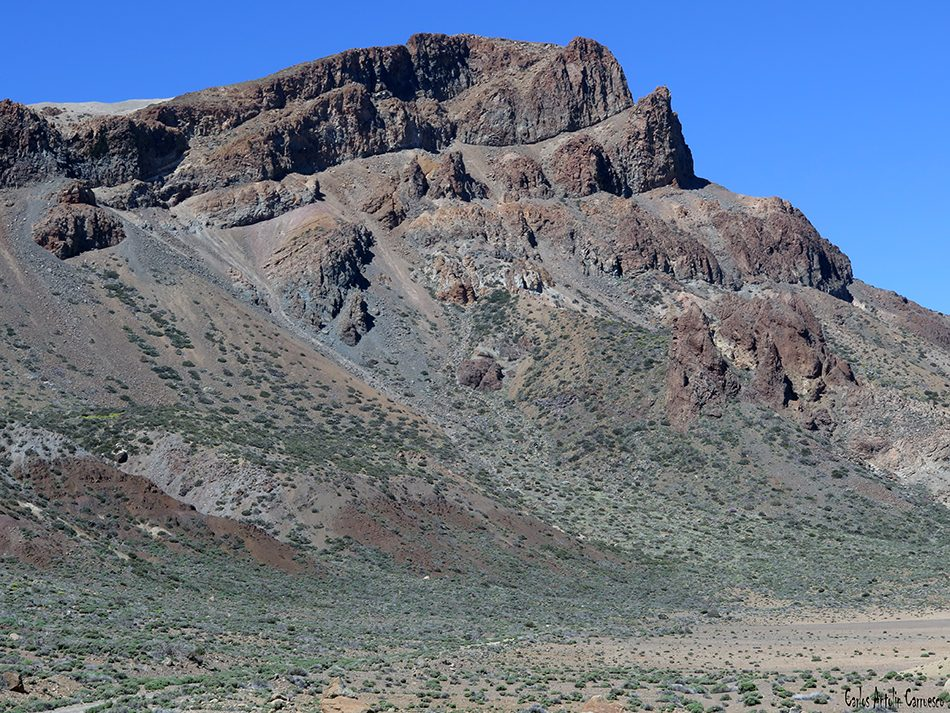 Siete Cañadas - Teide - Tenerife - el guajara