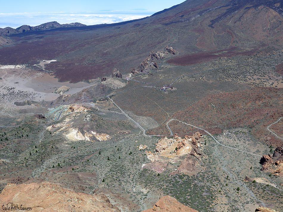 Alto del Guajara - Teide - Tenerife