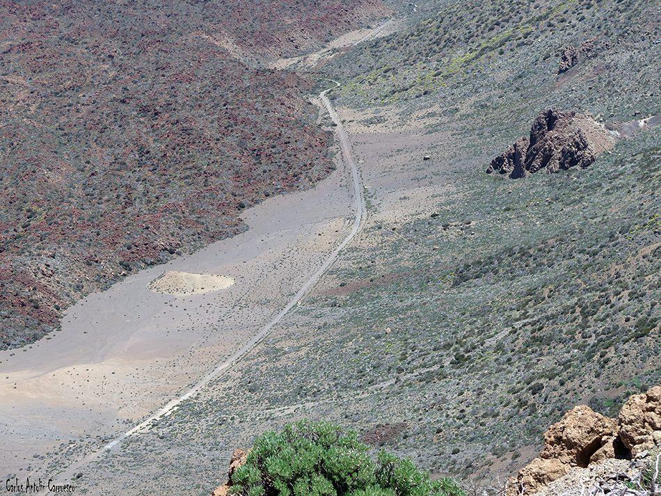 Guajara - Siete Cañadas - Tenerife