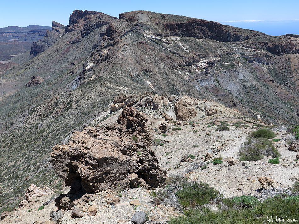 Guajara - El Filo - Tenerife