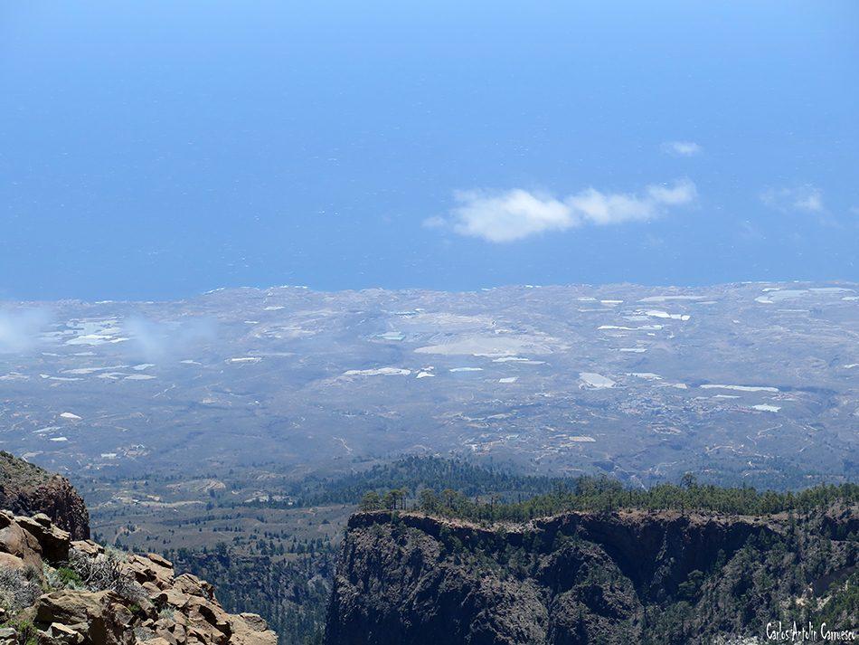 Costa Sur de la isla de Tenerife