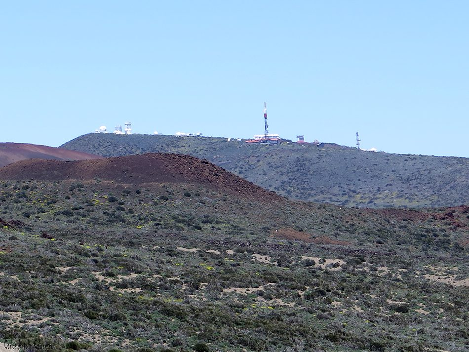 El Filo - Teide - Tenerife - izaña